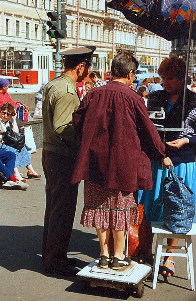 139 Советский Союз 1989 года глазами американца
