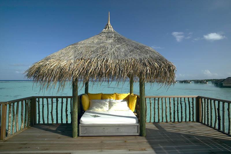 14 Удивительные домики отеля Soneva Gili на Мальдивах