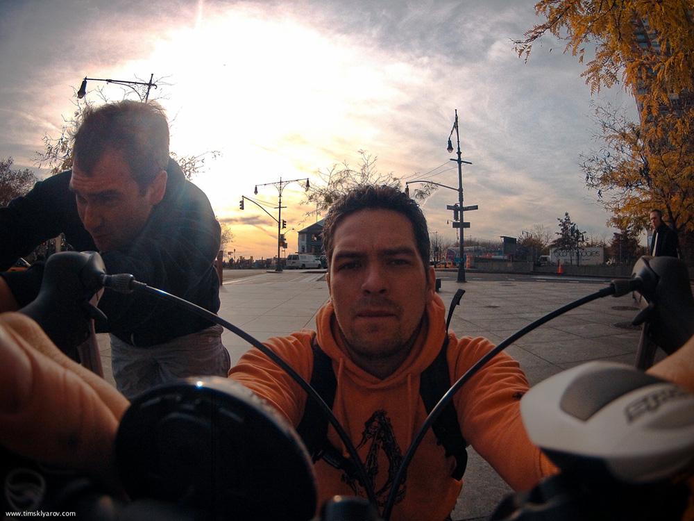 1420 Нью Йорк глазами дорожного велосипеда