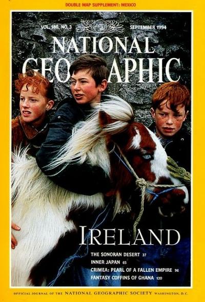 1445 20 лучших обложек журнала National Geographic
