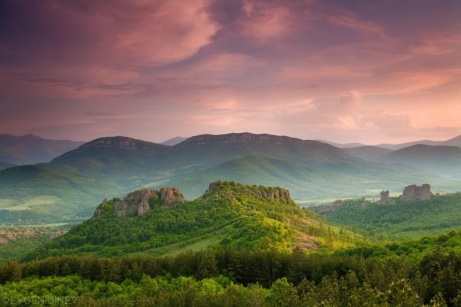 1463 Болгарские пейзажи фотографа Евгения Динева