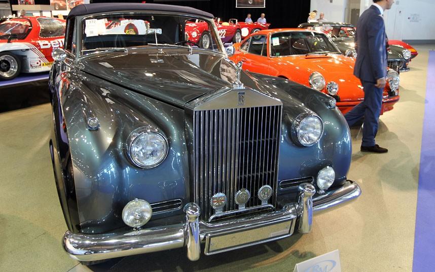 15 1961 Rolls Royce S 2216024k Уникальные автомобили и суда на аукционе в Монако