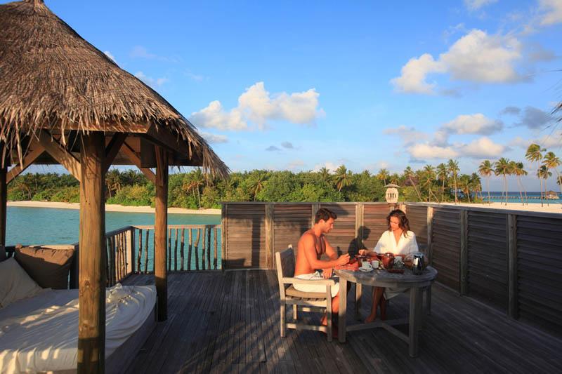 15 Удивительные домики отеля Soneva Gili на Мальдивах