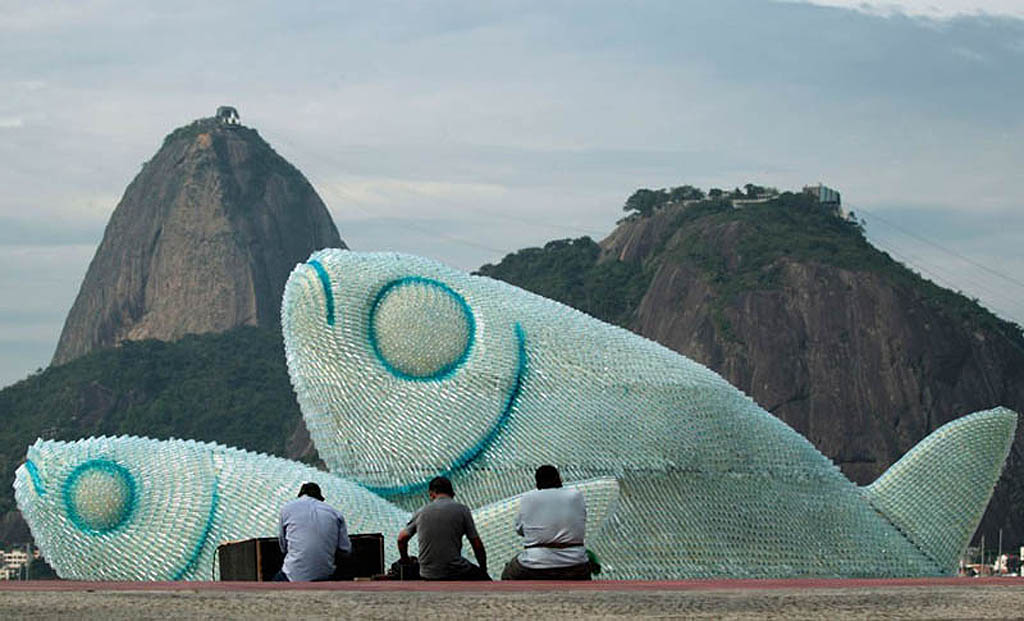 1501 Мега рыба из Бразилии