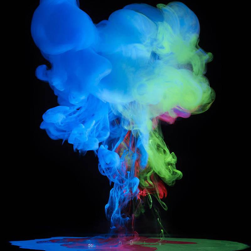 фотки краски в воде сопровождается покраснением отеком