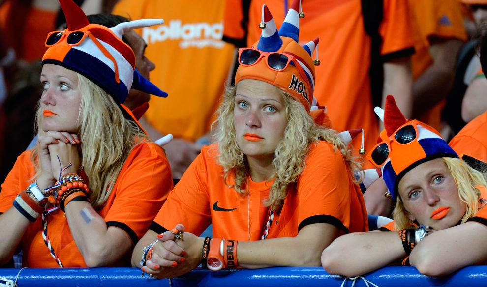 1551 Евро 2012   фанаты