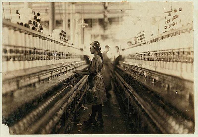 1552 Детский труд в истории