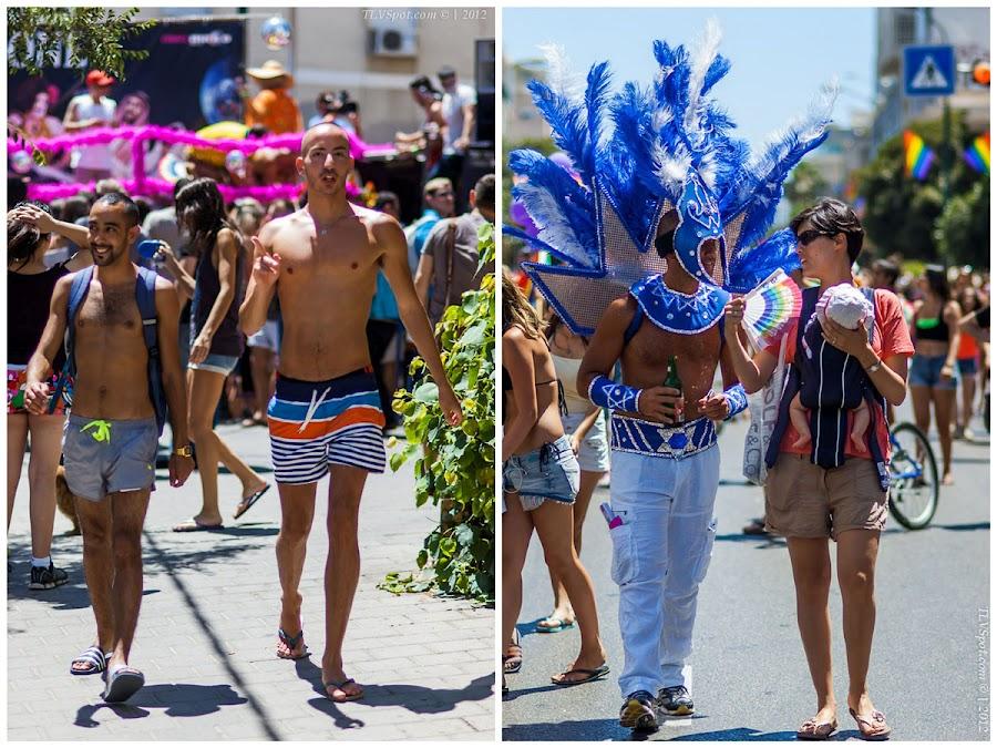 1563 Тель Авивский Гей Парад 2012
