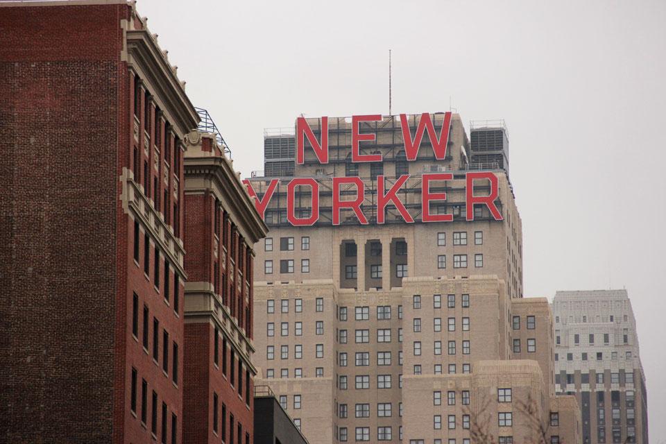 160 Нью Йорк бюджетный