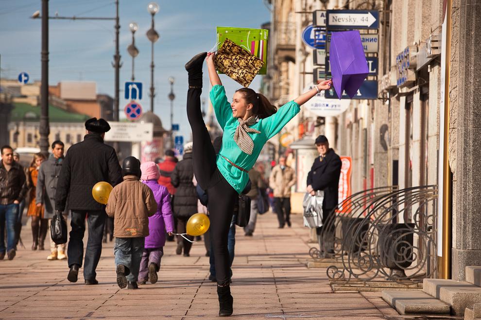 1614 Dance Petersburg / Танцующий Петербург