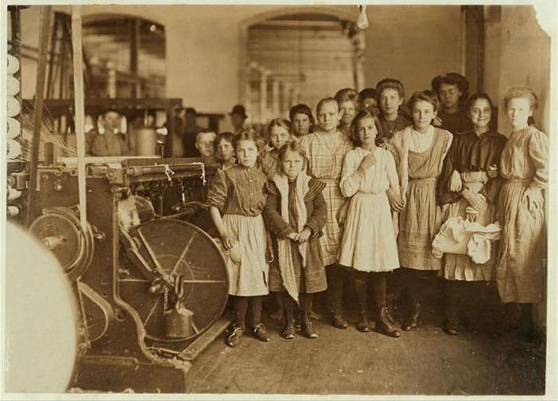 1652 Детский труд в истории