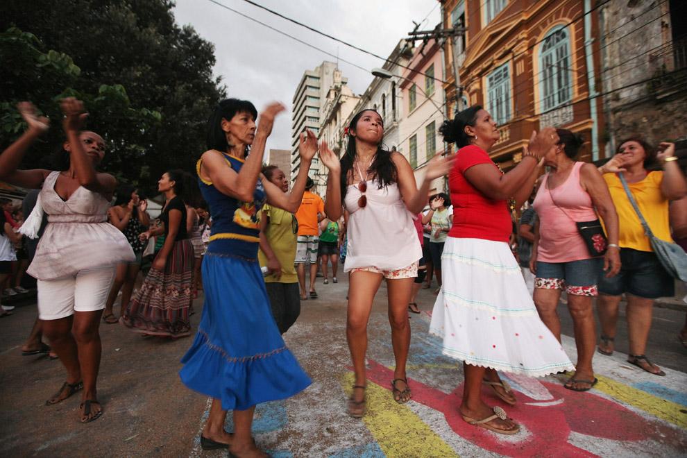 1673 Бразилия сегодня