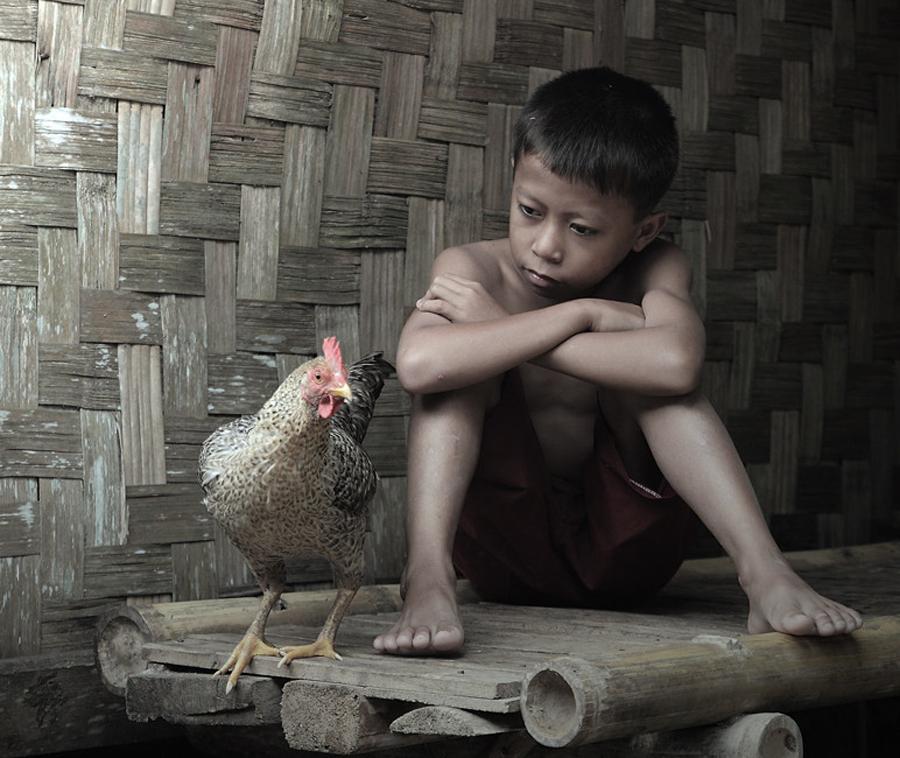 1696 Индонезийские истории фотографа Девана Иравана