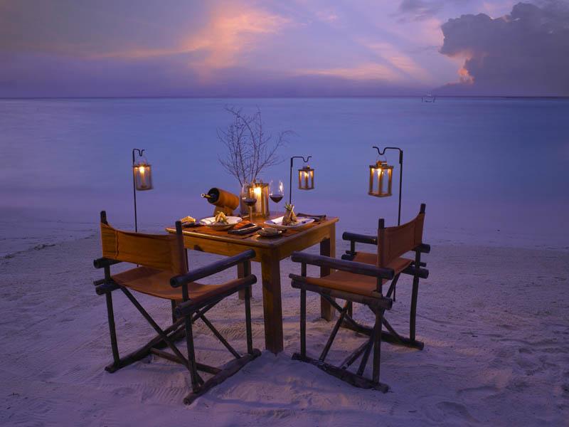 17 Удивительные домики отеля Soneva Gili на Мальдивах