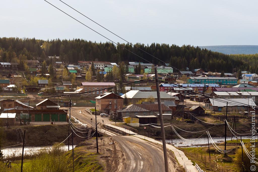1730 Село Байкит, Эвенкия