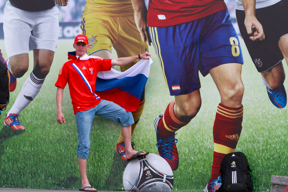 1748 Евро 2012   фанаты