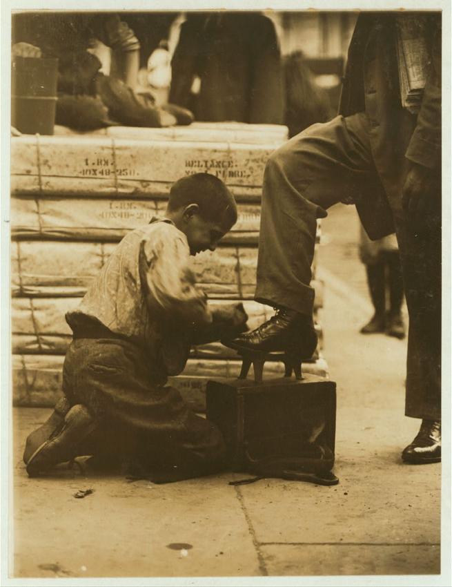 1749 Детский труд в истории