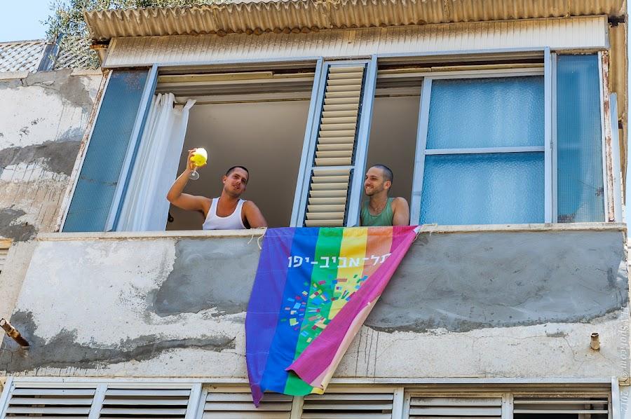 1760 Тель Авивский Гей Парад 2012