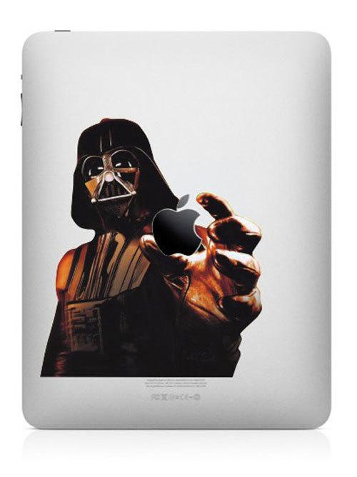 1821 33 креативных наклейки на ваш iPad