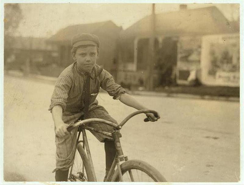1850 Детский труд в истории