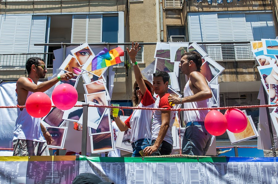 1860 Тель Авивский Гей Парад 2012