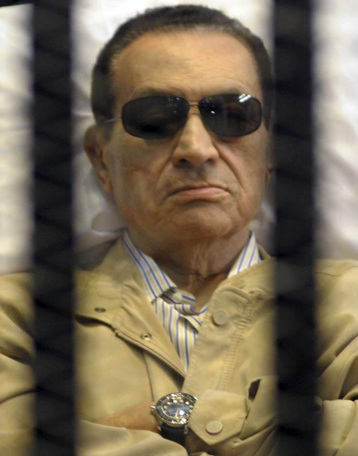 1871 Жизнь Хосни Мубарака в фотографиях