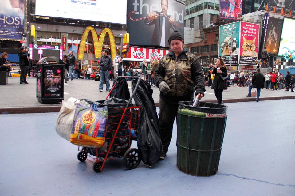 189 Нью Йорк бюджетный