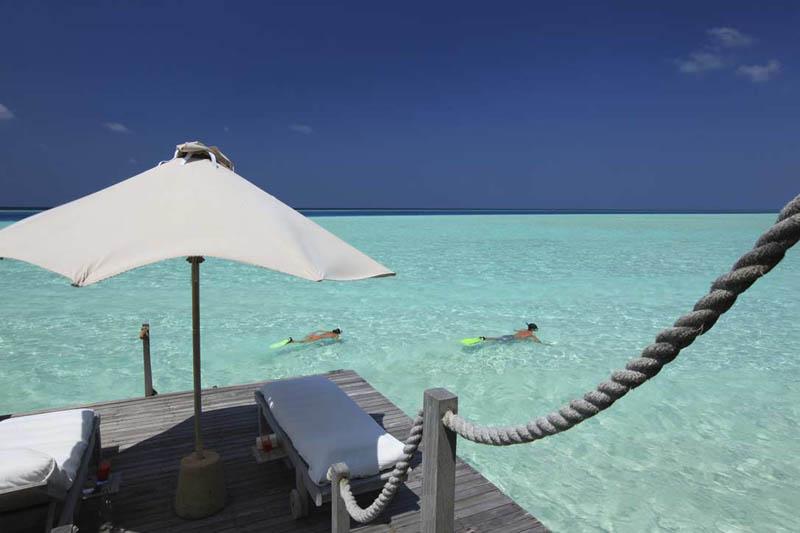 19 Удивительные домики отеля Soneva Gili на Мальдивах