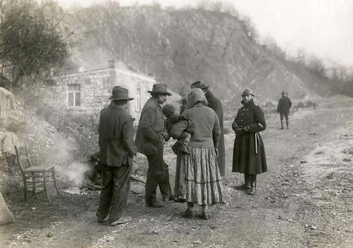 1958 Жизнь цыган в Европе до Второй Мировой войны