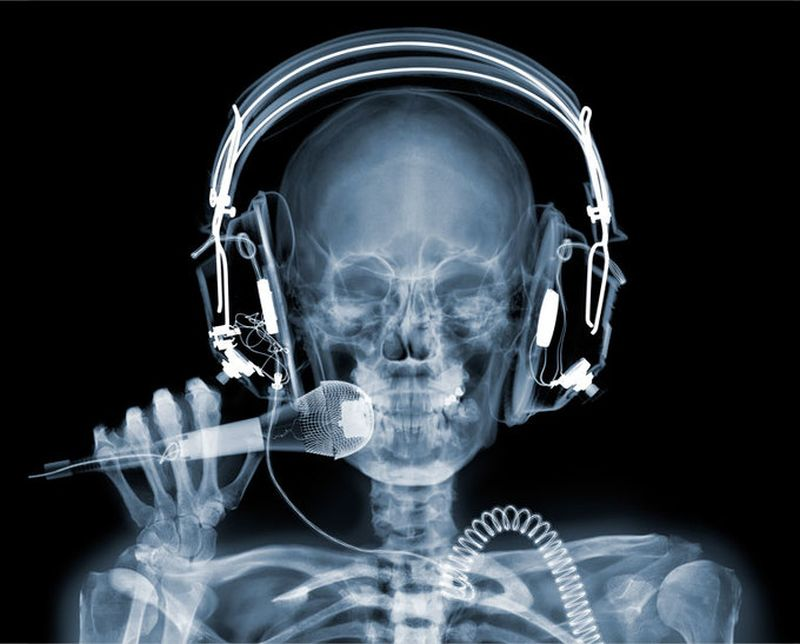 1DJ Рентгеновский взгляд на мир Ника Визи