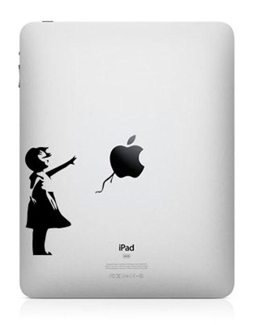 2018 33 креативных наклейки на ваш iPad