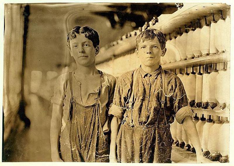 2044 Детский труд в истории