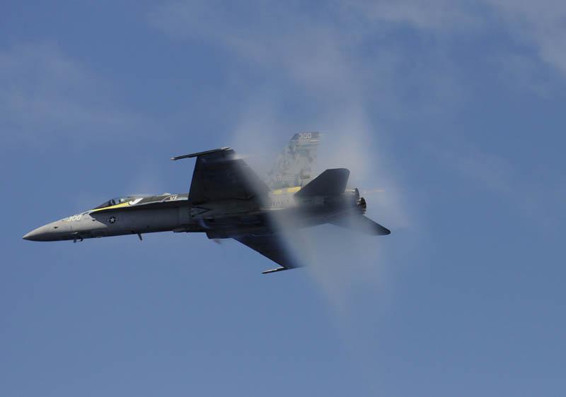 2051 30 лучших фотографий преодоления «звукового барьера» самолётами