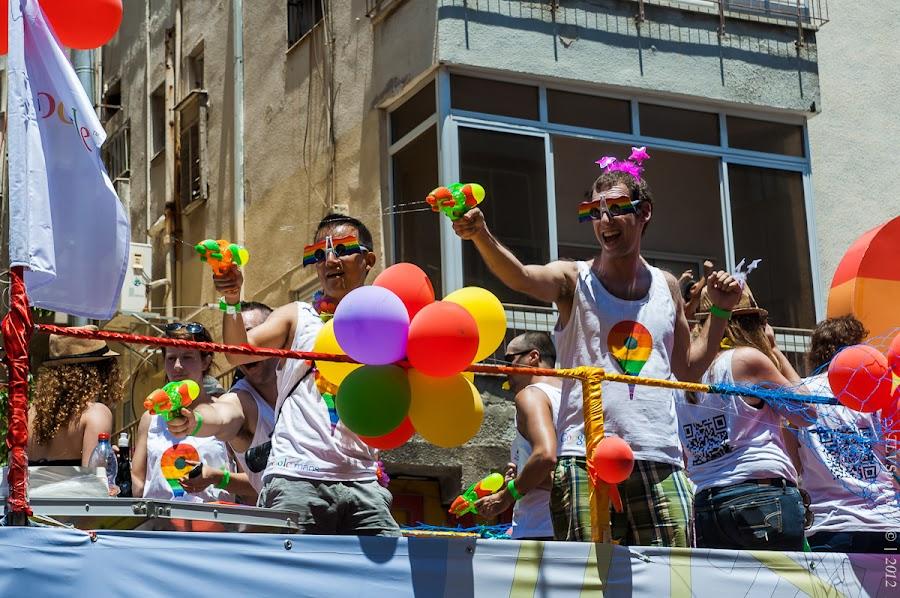 2053 Тель Авивский Гей Парад 2012
