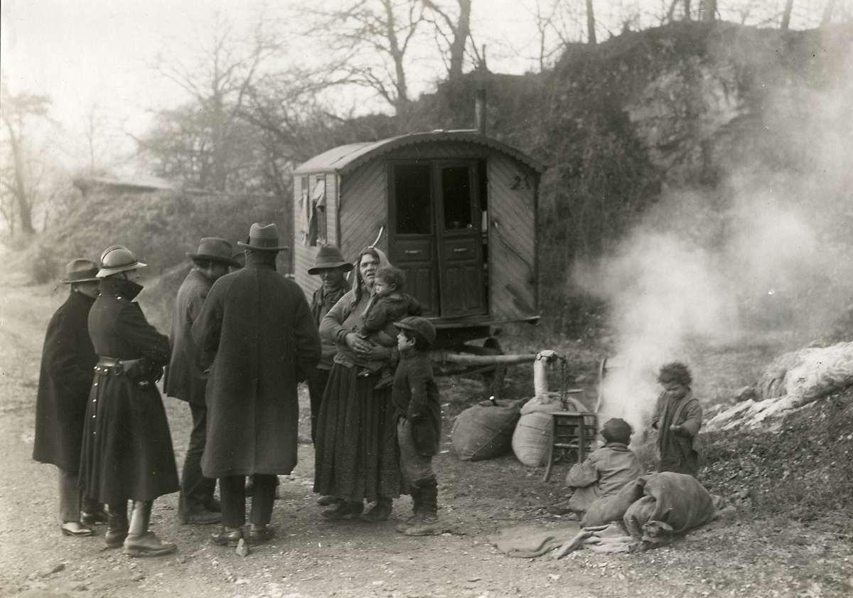 2057 Жизнь цыган в Европе до Второй Мировой войны