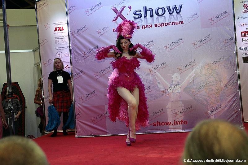 207 На выставке для взрослых «X'show 2012″ в Москве