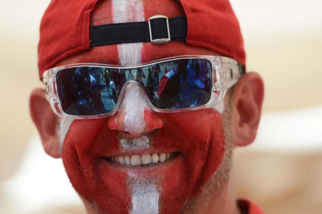2081 Горячие фаны Евро 2012