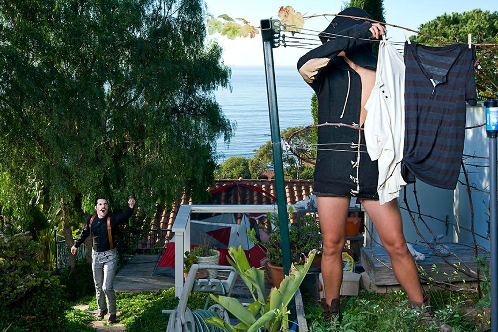 2101 Реклама и секс в работах фотографа Шона Дюфрена