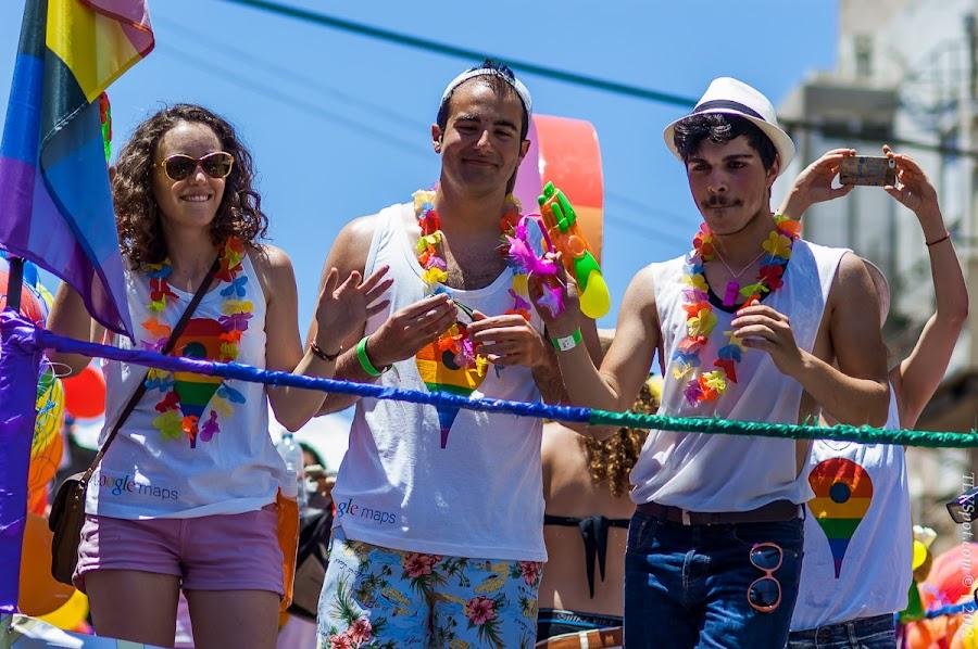 21103 Тель Авивский Гей Парад 2012