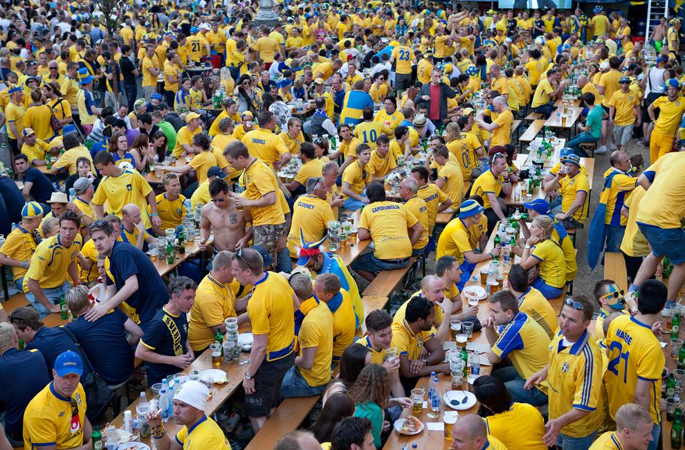 21106 Евро 2012 в Киеве
