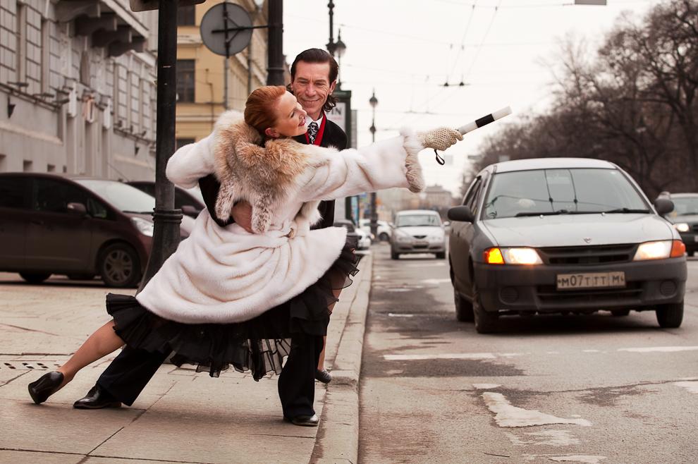2117 Dance Petersburg / Танцующий Петербург