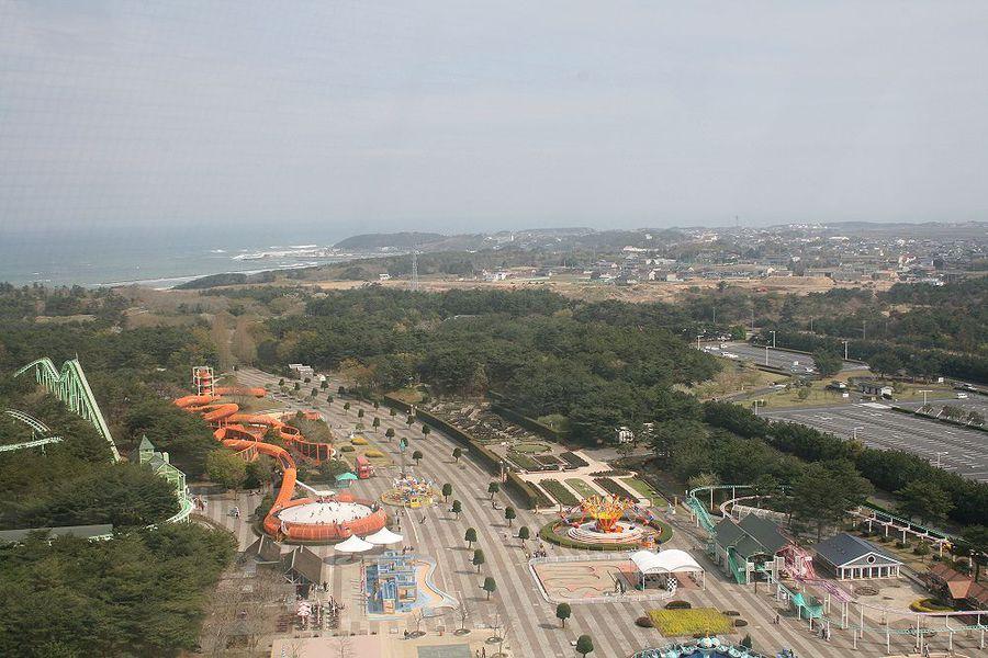 2129 Рассветная страна цветов «Hitachi Seaside Park»
