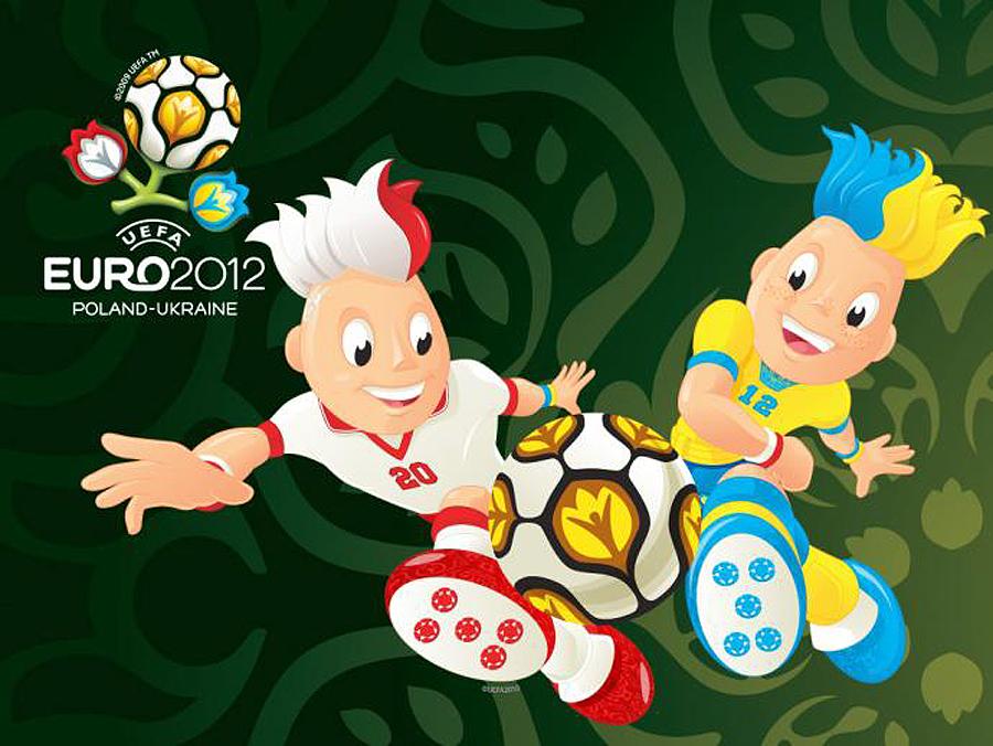 2149 Занимательные факты чемпионата Европы по футболу 2012 и не только