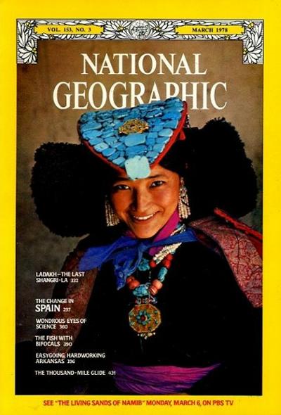2157 20 лучших обложек журнала National Geographic