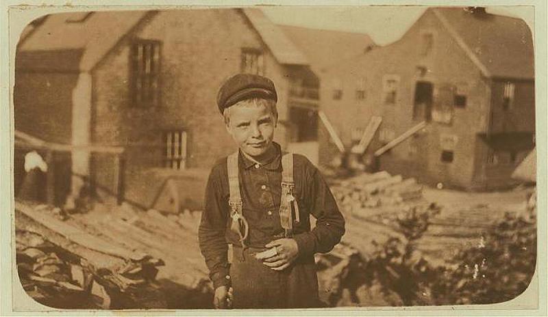 2184 Детский труд в истории