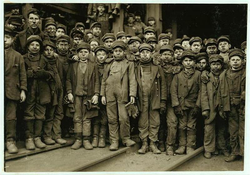 2185 Детский труд в истории