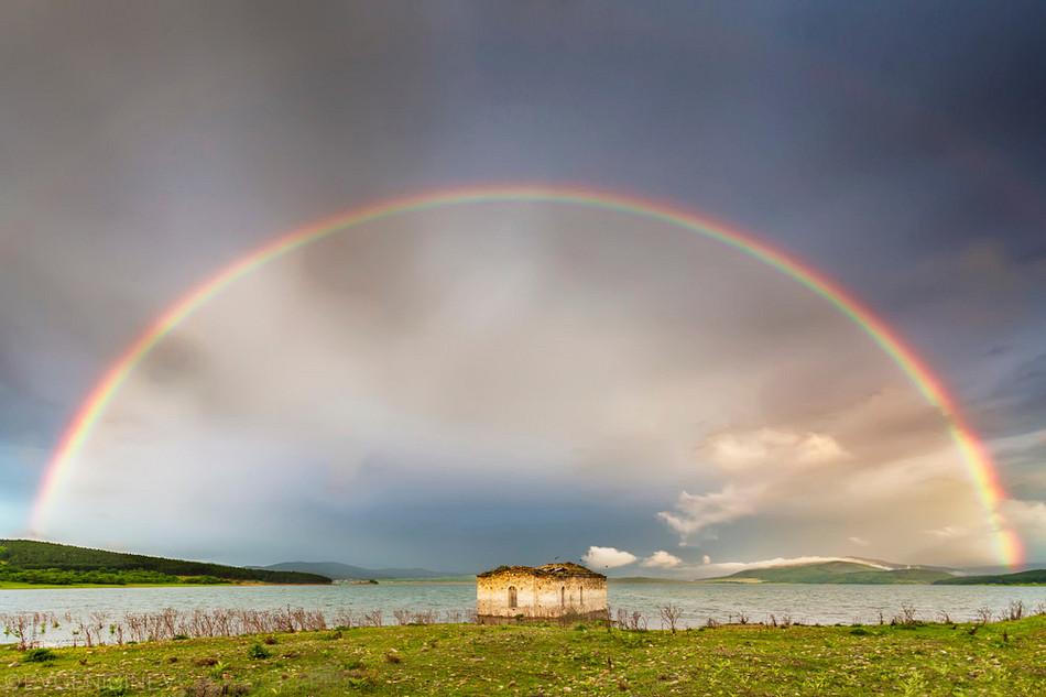 2195 Болгарские пейзажи фотографа Евгения Динева