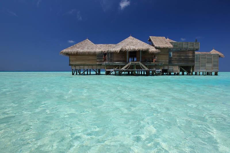 22 Удивительные домики отеля Soneva Gili на Мальдивах