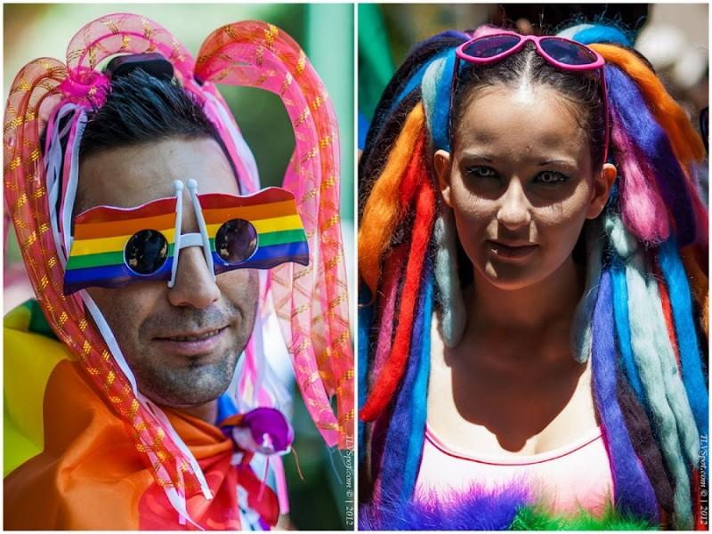 Тель-Авивский Гей Парад2012