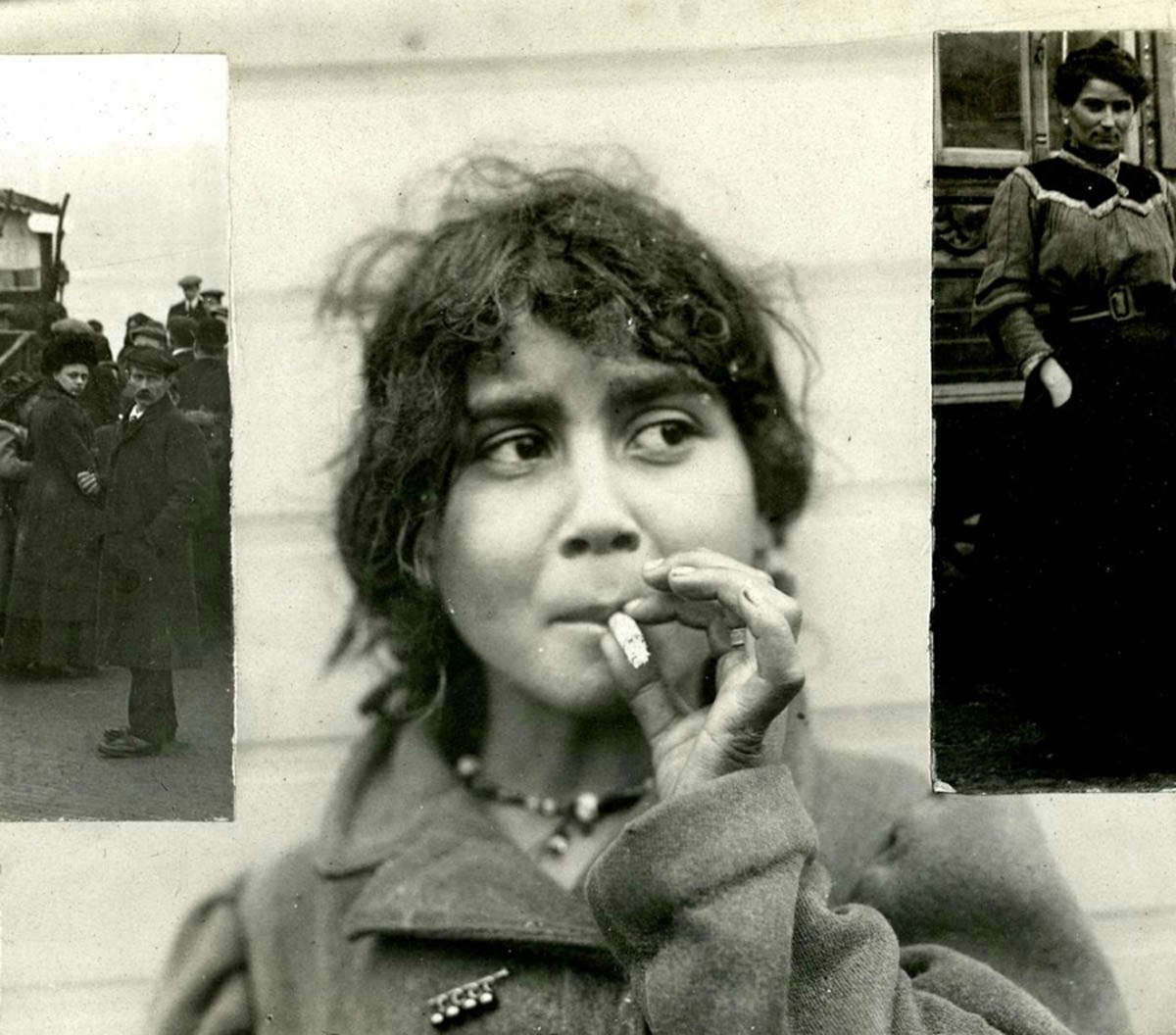 2209 Жизнь цыган в Европе до Второй Мировой войны